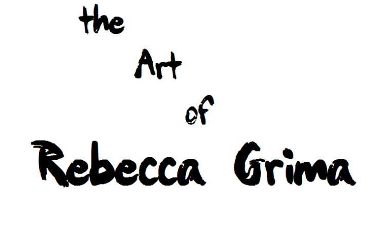 the ART of REBECCA GRIMA